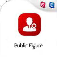 bikin aplikasi online public figure