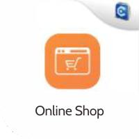 mobile app untuk online shop