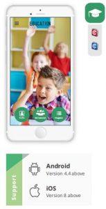 cara membuat aplikasi online kategori pendidikan