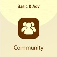bikin aplikasi online community