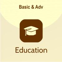 bikin aplikasi online education