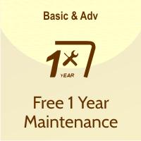 fitur free 1 year maintenance