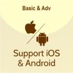 platform aplikasi android & IOS