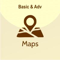 fitur get direction / maps